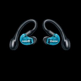 Безжични слушалки in ear Shure AONICS E215 Blue