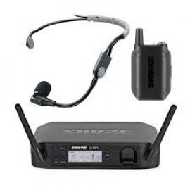 GLXD14E/SM35-Z2 - дигитална безжична система с микрофон за глава