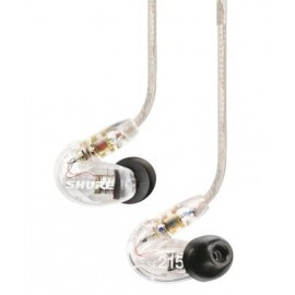 Слушалки тип Тапи SHURE SE215-CL in ear